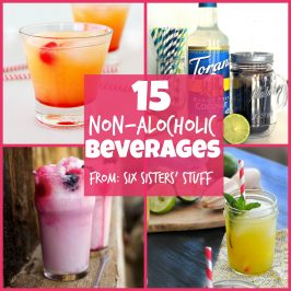 15 Non-Alcoholic Drinks