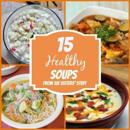 15 Healthy Soup Recipes