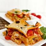 Chicken Caprese Lasagna 1