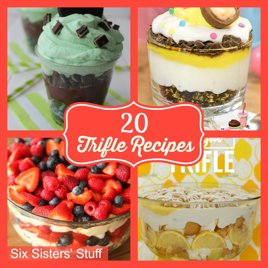 20 Trifle Recipes