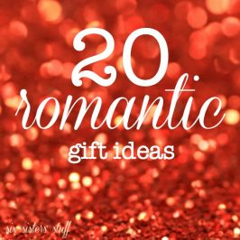 20 Romantic Gift Ideas for Valentine's Day