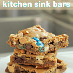 Everything But The Kitchen Sink Bars on SixSistersStuff