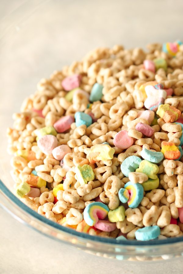 Lucky Charms Cereal