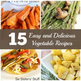 15 of Our Favorite Vegetable Recipes