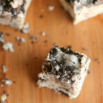 Cookies n' Cream Fudge from SixSistersStuff.com