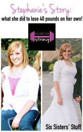 Weight Loss Six Sisters Stuff