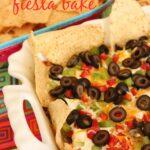 Tex Mex Fiesta Bake