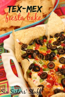 Tex-Mex Fiesta Bake Recipe
