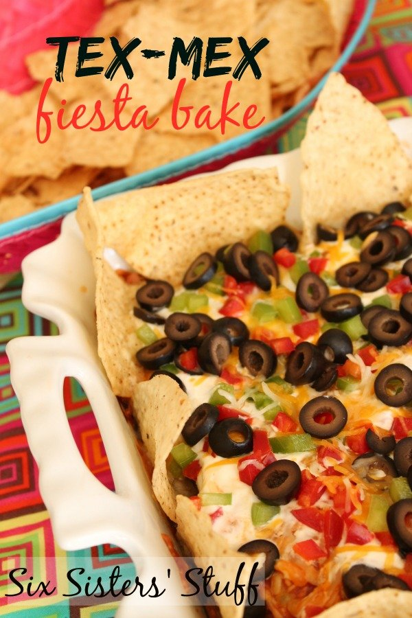 Tex-Mex Fiesta Bake