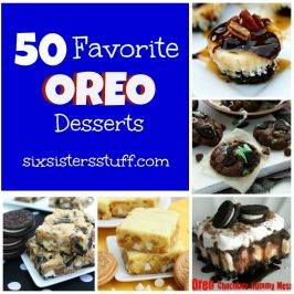 50 Favorite Oreo Desserts