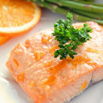 Citrus Glazed Salmon from Six Sisters' Stuff