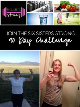 Six Sisters' Strong 90 Day Health and Fitness Plan