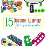 15 Outdoor Activities for Summer