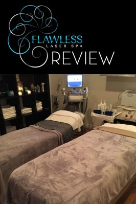 Taking time for YOU: Flawless Laser Spa