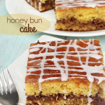Honey Bun Cake on SixSistersStuff.com