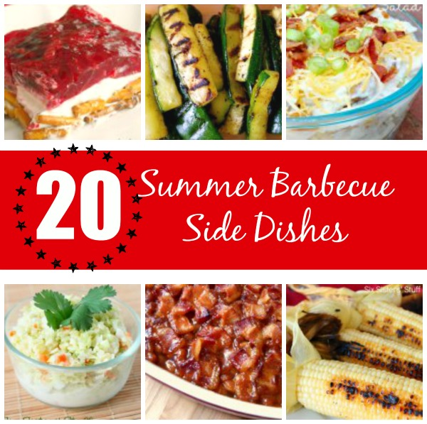 20 Summer Barbecue Side Dishes