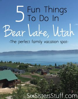 5 Fun Things To Do In Bear Lake, UT (Family Vacation Ideas)