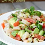 Avocado Shrimp Salad 2