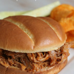 Chipotle Pulled Pork Sandwiches Six Sisters' Stuff