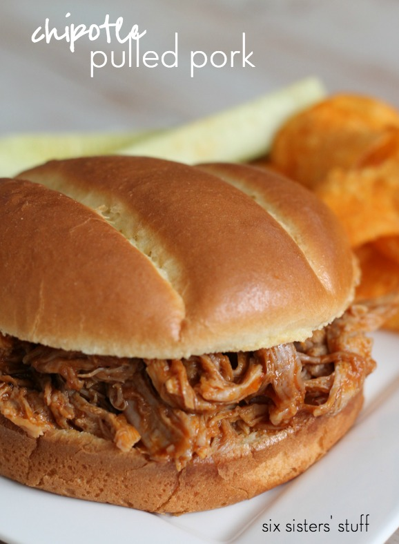 Chipotle Pulled Pork Recipe