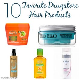 Our 10 Favorite Drugstore Hair Products