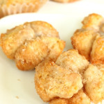 mini monkey bread cakes
