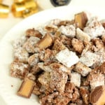 sea salt caramel muddy buddies