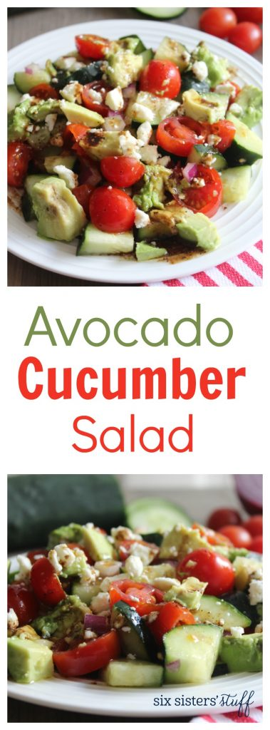 Avocado Cucumber Salad2