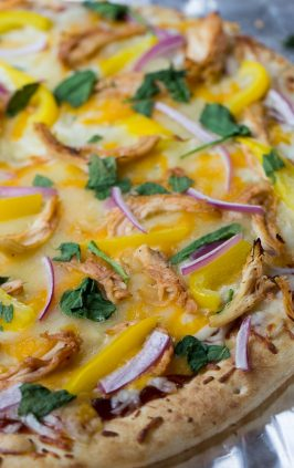 Homemade Pizza Hut Original Pan Deep Dish Pizza Six