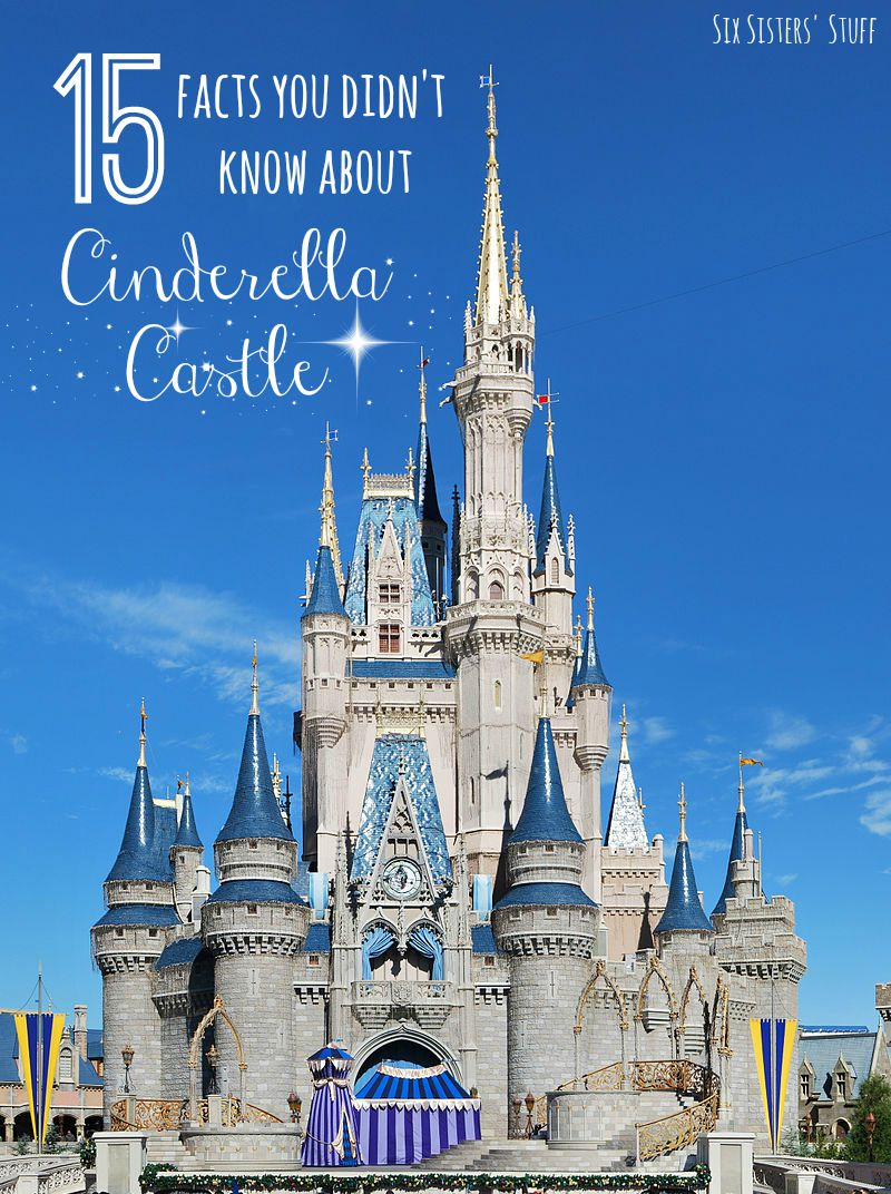 15 Facts You Didn't Know About Cinderella Castle