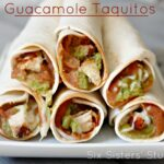 Guacamole Taquitos