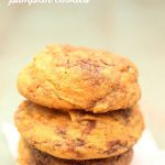 Nutella Pumpkin Cookies from SixSistersStuff.com
