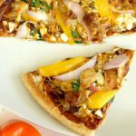 bbq chicken fajita pizza