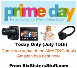 Amazon Prime Day Amazing Deals