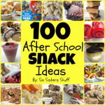 100 after school snack Ideas 2