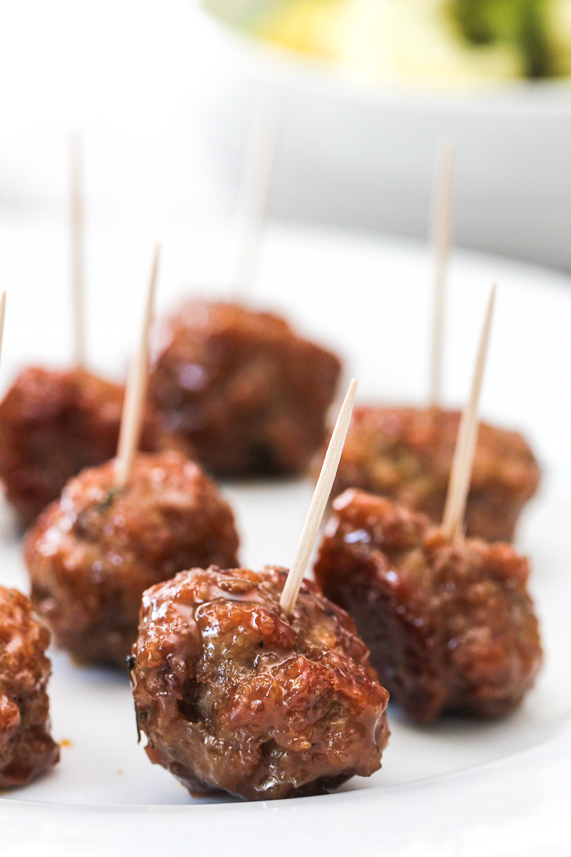 Brown Sugar Turkey Meatballs Recipe