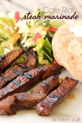 Cafe Rio Steak Marinade Recipe