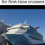 top 21 Tips for first-time cruisers