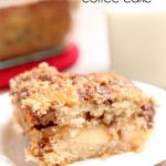 Apple Coffee Cake on Six Sisters' Stuff
