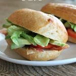 Avocado BLTs recipe