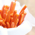 Carrot Fries on Six Sisters' Stuff