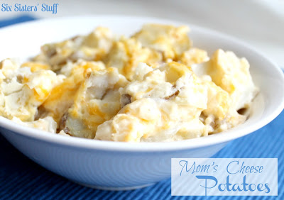 Mom's Cheese Potatoes Recipe