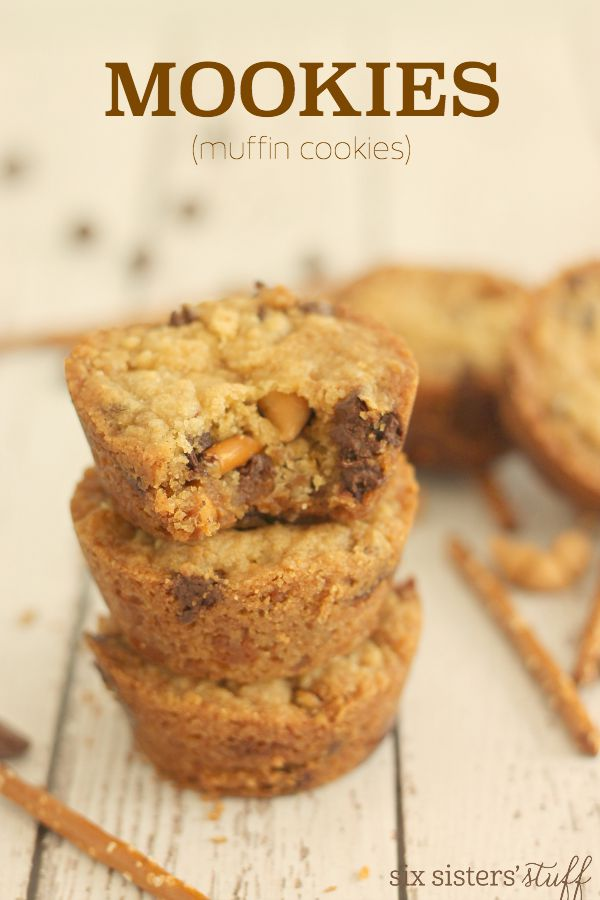 Mookies Muffin Cookies With Pillsbury Purely Simple