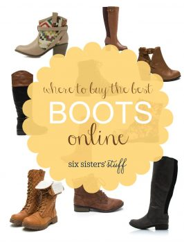 Best Online Deals for Boots