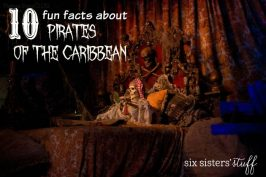10 Fun Facts about Pirates of the Caribbean