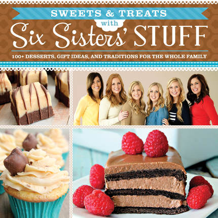 The Sweets and Treats Cookbook is HERE! (And a party in Dallas to celebrate!)