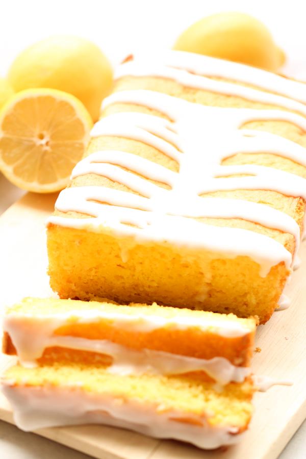 Starbucks Copycat Lemon Pound Cake Recipe