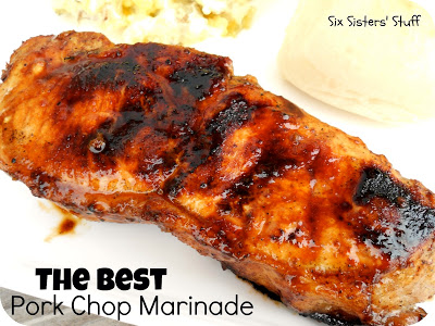 AMAZING Pork Chop Marinade Recipe