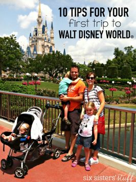 10 Tips for your First Trip to Walt Disney World