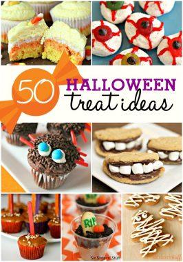 50 Halloween Treat Ideas